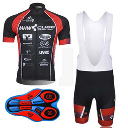 orange blue cube cycling jersey UK - New!2017 CUBE Pro Team Cycling Jersey bib Short set  Bib Shorts bycling bib short cycling clothes kits short set  short suit