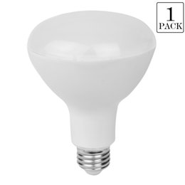 umbrella packing UK - 1-Pack Dimmable LED Bulb 15W 120V BR30 Light Bulbs 2700K 5000K 120° Beam Angle 1350LM E26 Warm and Nature White (100W equivalent)