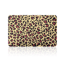 """China leopard Plastic Shell Cover Case For Macbook Air Pro Retina 11.6"""" 13.3"""" 15.4"""" A1370 A1465 A1369 A1466 A1278 suppliers"""