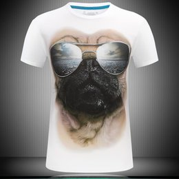 Mens Tee Shirts Funny Canada - Plus size mens 3d tee shirts casual summer student short sleeve casual men t shirt printed funny designer mens t shirts for men
