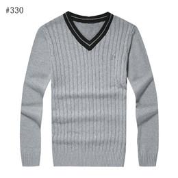 O envio gratuito de 2016 nova alta qualidade milha wile polo marca dos homens torção camisola de malha camisola de algodão camisola de pulôver jumper homens