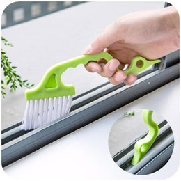 $enCountryForm.capitalKeyWord Canada - 1pc Hand-held Slit Trench Doors Groove Cleaning Brush Kitchen Air Conditioning Outlet Air Louvers Brush Tube Cleaning Brush
