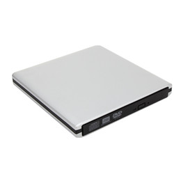 Freeshipping USB 3.0 CD DVD Brenner-Verfasser Externes optisches DVD Laufwerk SATA External ODD / HDD Gerät für Mac Laptop Netbook on Sale