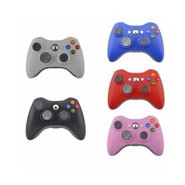 $enCountryForm.capitalKeyWord NZ - Wireless gamepad joystick For xbox360 2.4G Wireless Game Controller for Microsoft for Xbox 360 Console With Retail Packing