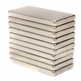 $enCountryForm.capitalKeyWord UK - 10pcs N52 20x10x2mm Block Magnets Rare Earth Neodymium Magnets