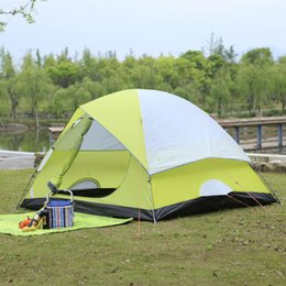 Wholesale- 3 Season C&ing Tent For 2 Man Dome Waterproof Ultralight Sun Shade Portable Outdoor Hiking Travel Park Beach C&ig Tent & Outdoor Dome Tents NZ | Buy New Outdoor Dome Tents Online from ...