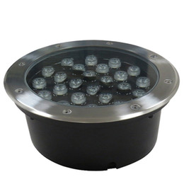 Led Underground Light Outdoor Landscape Lighting Recessed Floor Inground  Yard Path Underground Waterproof Lights 3W 5W 7W 9W 12W 15W 18W 24W