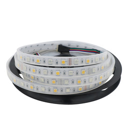 China RGBW RGBWW 5050 SMD 300 LED Tube-Waterproof IP67 DC12V LED Strip Light Multi olor Outdoor Light for Christmas Party cheap multi strip suppliers