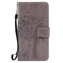 SamSung j1 ace poucheS online shopping - Tree Butterfly Wallet Leather Pouch Case For Samsung Galaxy J1 ACE J120 J210 J3 Pro J2 J5 J7 A3 A5 A710 A510 Flower ID Card Stand Cover