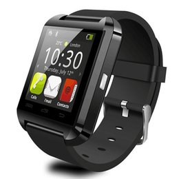 $enCountryForm.capitalKeyWord UK - U8 Bluetooth Smart Watch Touch Screen Wristwatch for Android Samsung Note Phoone Smartphoone with Retail Box
