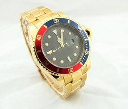 Round Clock Movement Canada - day date GOLD New luxury fashion brand product in men women of the new date steel automatic movement quartz clock male hubnessingly watch
