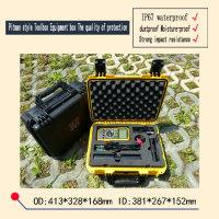 equipment case waterproof Australia - Tool case 2200 waterproof equipment case,dust-proof case Shock proof box PP ALLOY tool case, tool box with Sponge Foam
