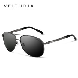 Veithdia sunglasses polarized online shopping - 2018 VEITHDIA Brand Mens Sunglasses Polarized Lens Sun Glasses Male Fashion Eyewear and Accessories oculos de sol masculin