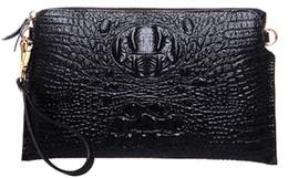 Ostrich Leather Clutch Bag Canada - clutch bag purse women shoulder handbag ostrich tote lady new arrive DE France CA wallet crocodile Togo genuine leather bags Paris US EUR