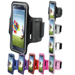 $enCountryForm.capitalKeyWord Canada - Durable Running Sports Gym Armband Arm band Case Cover Pouch Bag for Smart Phone Cell Phone Samsung galaxy S5 S4 S3 i9600 i9500 9300