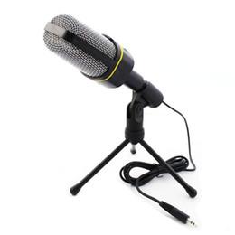 Профессиональный конденсатор Home Audio Studio Звукозаписывающий микрофон 3,5 мм Jack MIC Shock Mount для Skype Настольный ПК Ноутбук