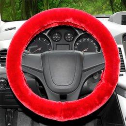 Discount Types Steering Wheel Covers 2018 Types Steering Wheel