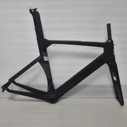 2017 colnago conceito de bicicleta de estrada quadro de carbono de fibra de carbono completo quadro de bicicleta de estrada 48 50 52 54 56 cm quadros de carbono T1000 C06 em Promoção