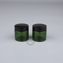 30pcs 50ml gram Empty Plastic Jar With Lid Cosmetic Packaging Makeup Bottle Pot For Facial Mask Hand Cream Containers from wedding royal suppliers