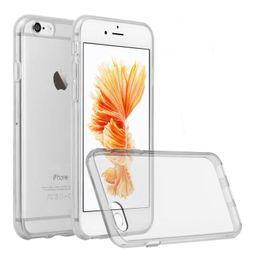 $enCountryForm.capitalKeyWord Australia - For IPhone X 10 8 7 Plus TPU Case Clear TPU 0.3MM Ultra Thin Samsung Galaxy S8 Plus Note8 Back Soft Cover