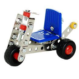 discount model car kits build wholesale 1 set childrens educational metal toys cars model building