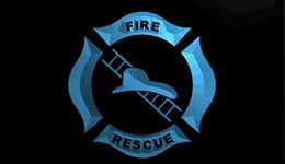Motion fire online shopping - LS1704 b Firefighter Helmet Ladder Fire Neon Light Sign jpg