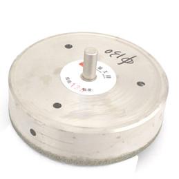 "Glass Hole Saw Bit UK - 5.118"" 130mm Diamond Coated tool Drill Bit Hole Saw Glass Tile Ceramic Marble"