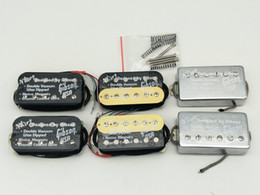 2017 New High quality Alnico Pickups LP Standard humbucker Pickups, Guitar Pickups In Stock Free Shipping on Sale