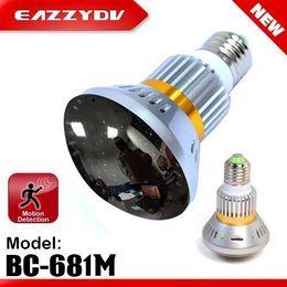 $enCountryForm.capitalKeyWord Canada - eazzydv BC-681M E27 Bulb Mirror Face Security DVR Camera for Home Monitoring