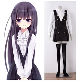 China Inu x Boku SS Ririchiyo Shirakiin cosplay outfit cosplay halloween Costumes suppliers