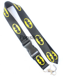 Chinese  New! Anime hero Lanyard Keychain Key Chain ID Badge cell phone holder Neck Strap. manufacturers