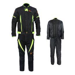 Montar Tribe Summer Motocross Off-Road Motocicleta Racing Jacket Pants Set Windproof Riding Protector Gear Ropa
