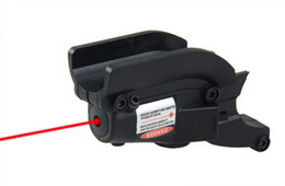 Chinese  Tactical laser for gun mini red dot mira laser fits M92 pistol with lateral grooves manufacturers