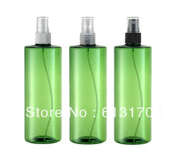 $enCountryForm.capitalKeyWord Canada - 500ml DIY pet perfume bottle 500cc mist spray bottle plastic container green Free shipping