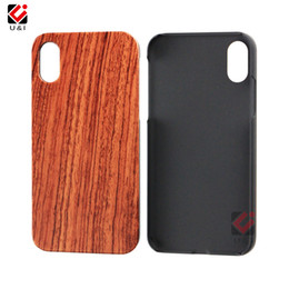 Bamboo Cell Phone Case Iphone Australia - Cherry Rosewood Bamboo Maple Blank Natural Wood Cell Phone Case For iPhone 5 6 7 8 X XR XS Max