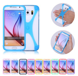 $enCountryForm.capitalKeyWord Canada - For DEXP Ixion XL240 Triforce Case Multi-function Frame Universal Luminous Silicon Bumper Ring Cover Phone Cases