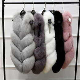 $enCountryForm.capitalKeyWord Australia - 2016 quality simulation fur vest fashion warm coat star models