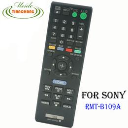bd player 2019 - Wholesale- New Original RMT-B109A Blu-Ray DVD universal remote control For Sony BD BDP-S380 BDP-S280 BDP-S480 BDP-S580 u