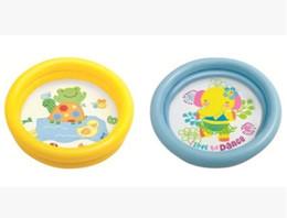 $enCountryForm.capitalKeyWord UK - My Baby Paddling Pool Inflatable Household Bathtub Sea Pool Sandpit for Infant Child Summer Outdoor Play