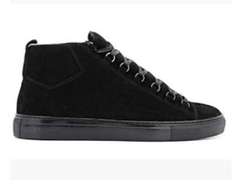 China 2017 new fashion Mens sneakers high top Street Fashion First Classic Quality Popular Brands Suede Leather Pairs Casual Shoes In Best Price cheap new brand best shoes suppliers
