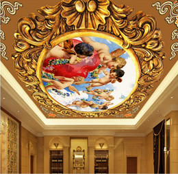 3d ceiling murals canada 3d ceiling murals wallpaper customize photo wallpaper 3d ceiling european pattern