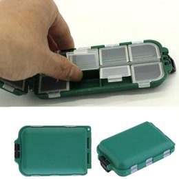 Fishing Lure Store Canada - Fishing Tackle Boxes Fishing Accessories Case Fish Lure Bait Hooks Tackle Tool for Storing Swivels, Hooks, Lures new arrival