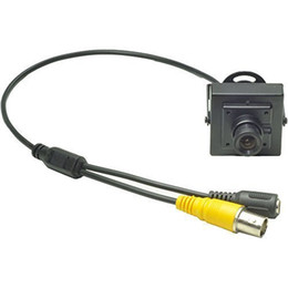 Cctv Camera Casing NZ - 3.6mm Lens Wide Angle Mini Case Camera 540TVL CMOS With Filter CCTV Camera Security