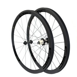 CeramiC wheel bearings online shopping - 6 Pawls Ceramic Bearing R13 hub mm Clincher Tubeless Tubular carbon bicycle wheelset carbon fiber road bike wheels