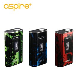 Aspire Tanks NZ - Newest!!!!!!!Aspire Typhon 100 TC Box Mod 5000mah fit For Aspire Typhon Revvo E cigarette kit Aspire Revvo Sub ohm Tank 100% authentic