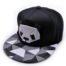 40aaa76d906 Designer Hat Men Solid Cotton Cartoon Flat Bill Hiphop Snapback Fitted  Baseball Hats Korea Fashion for Mens Women
