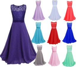 $enCountryForm.capitalKeyWord Canada - tube weddeing dress children girls ball gown princess long dresses lace party dress hoilday costumes new show fashion hot style