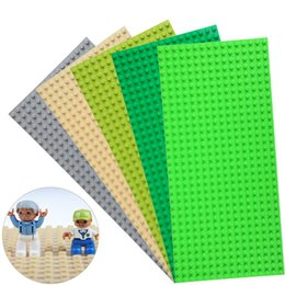 $enCountryForm.capitalKeyWord Canada - Big Blocks Base Plate 51*25.5cm Baseplate Compatible with major brand blocks Kids Educational Brick DIY Toys Blocks Plate