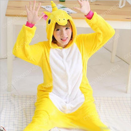 $enCountryForm.capitalKeyWord NZ - Adults Winter Totoro Pajamas Flannel Pikachu Panda Unicorn Giraffe Cat Onesies Christmas Pyjamas Kigurumi Cosplay Costume