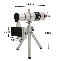 $enCountryForm.capitalKeyWord Canada - 18X Zoom Mobile Phone Optical Zoom Camera Telephoto Lens Telescope With Mini Mount Tripod For Iphone For Samsung Universal Phone